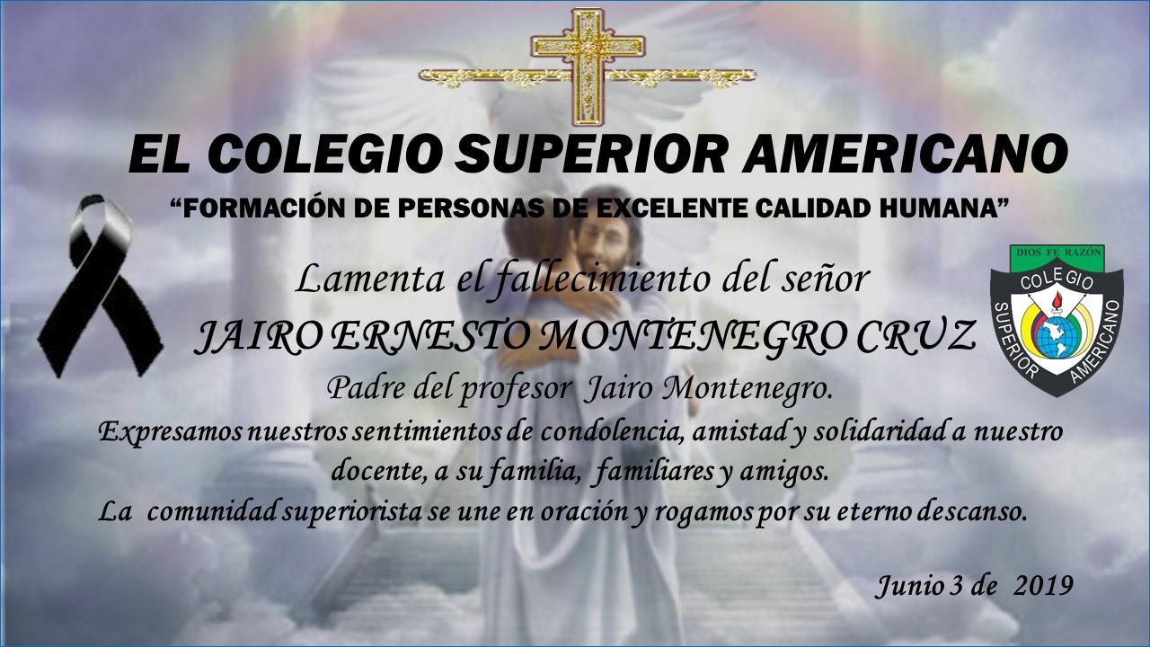 CONDOLENCIAS PARA EL PROFESOR JAIRO MONTENEGRO.jpg